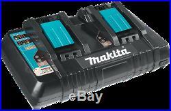 Makita XT274PTX 18V X2 LXT (36V) Blower & Chain Saw Combo Kit (5.0 Ah) with Brushl