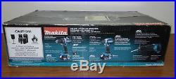Makita XT328M 18V LXT 4.0 Ah Cordless Li-Ion Brushless 3-Piece Combo Kit