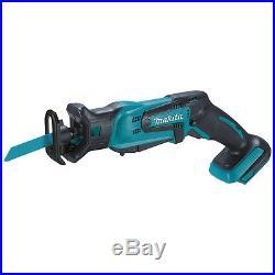 Makita XT444MR 18V LXT Drill Impact Reciprocating Saw LED Flashlight 4pc Set