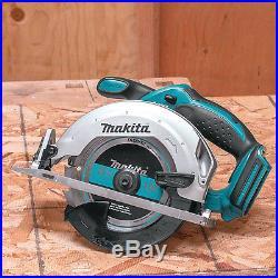 Makita XT505 18V LXT Lithium-Ion Drill Impact Saw Cordless 5 Tool Combo Kit
