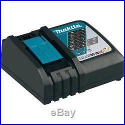 Makita XT505 18V Li-Ion LXT 3.0 Ah Cordless 5-Piece Combo Kit