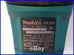 Makita XT505 NEW 18V LXT Lithium-Ion Drill Impact Saw Cordless 5 Tool Combo Kit