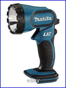 Makita XT601 18-Volt LXT 6-Piece Lithium-Ion Cordless Combo Kit NEW 3 YR WARRANT