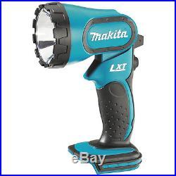 Makita XT610 18-Volt 3.0 Ah 2-Speed LXT Lithium-Ion Cordless Combo Kit 6pc