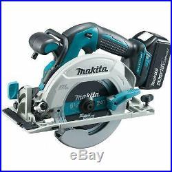 Makita XT612M 18-Volt 6-Tool 4.0Ah Lithium-Ion Brushless Cordless Tool Combo Kit