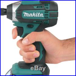 Makita XT706 18V LXT Lithium-Ion Cordless 7-Pc. Combo Kit XT706 New