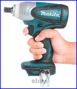 Makita XWT05Z 18 Volt Compact Lithium-Ion Cordless 1/2 Impact Wrench Bare Tool
