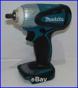 Makita XWT06Z 18V Li-Ion Cordless 3/8 Impact Wrench Retail Boxed New Bare Tool