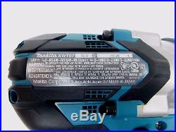 Makita XWT07Z 18V Brushless Cordless High Torque Square Drive Impact 3/4 inch