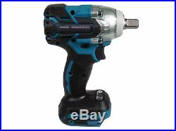 Makita XWT11Z 18V LXT Li-Ion Cordless 3 Speed 1/2 Impact Wrench Tool Only