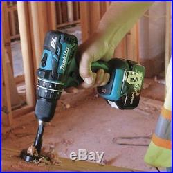 Makita Xph06 18v Lxt Lithium-ion Brushless Cordless 1/2 Hammer Driver Drill Kit