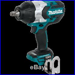 Makita Xwt08z 18v Lxt Lithium-ion Brushless 1/2 Sq Drive Impact Wrench