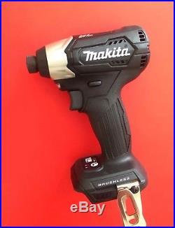 Maktia DTD155 Z Black Edition LXT Brushless 18V Impact Driver Body Only