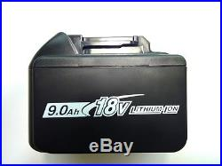 NEW MAKITA Replacement Battery for all Makita Power Tools 18V 9.0Ah Top Quality