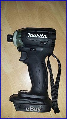 New Makita Td148dz/dtd148z Brushless 18v Impact Driver