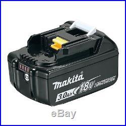 NEW Makita 18 Volt LXT Lithium Ion Cordless 5 Piece Combo Power Tool Kit XT505
