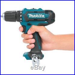 NEW Makita CT226 12V Max CXT Lithium-Ion Cordless Impact Drill Driver Combo Kit