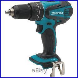 NEW Makita Cordless Tool Set XT601 18V Li-Ion 6 Piece Combo
