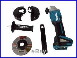 NEW Makita XAG03Z Cordless 18V LXT Brushless 4-1/2 Angle Grinder (Bare Tool)