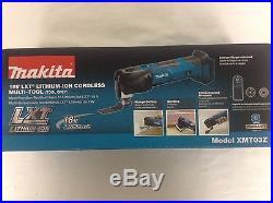 NEW Makita XMT03Z 18V Volt LXT Cordless Oscillating Multi-Tool