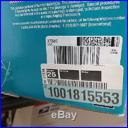 NIB Makita XT505 18V LXT Lithium-Ion Drill Impact Saw Cordless 5 Tool Combo Kit