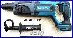 New Makita 18V BHR241 SDS Rotary Hammer Drill Chisel, Concrete Hammerdrill 18Volt