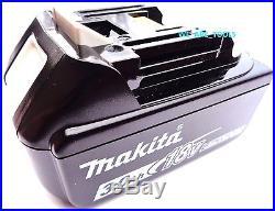New Makita 18V XDT04 Cordless 1/4 Impact Driver, 1 BL1830 3.0 AH Battery 18 Volt