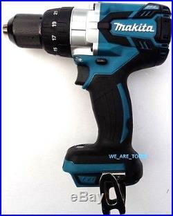 New Makita 18V XPH07 LXT Cordless Brushless 1/2 Hammer Drill 18 Volt Lit-Ion