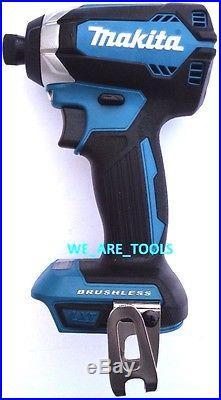 New Makita Brushless 18 Volt XPH12 1/2 Hammer Drill + XDT13 Cordless 1/4 Impact