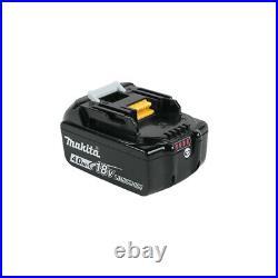 New Makita Brushless 3-Speed 18V XDT14 1/4 Impact Driver, BL1840B Battery