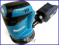 New Makita XOB01 18 Volt 5 Cordless Battery Orbital Sander LXT 18V Tool Only