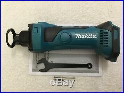 New Makita XOC01Z 18 Volt 18V LXT Cordless Rotary Drywall Cut-out Tool