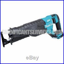New Makita XRJ05Z 18V 18 Volt LXT Brushless Cordless Reciprocating Saw Li-ion