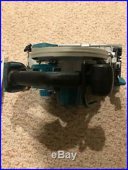 New Makita XSH03 Cordless Brushless 6 1/2 Circular Saw 18 Volt Blade Bare Tool