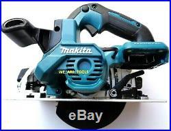 New Makita XSH04 Sub Compact Brushless Battery 6 1/2 Circular Saw LXT Cordless
