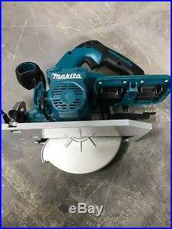 New Makita XSH06Z 18V X2 LXT Li-Ion 36V Brushless Cordless 7-1/4 Circular Saw