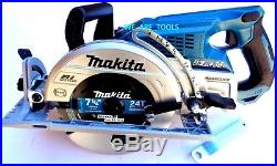 New Makita XSR01 Cordless 7 1/4 Rear Handle X2 Circular Saw 18 Volt 18V 36V