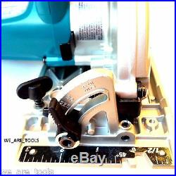 New Makita XSS02 Cordless 6 1/2 Battery Circular Saw 18 Volt With Blade 18V LXT