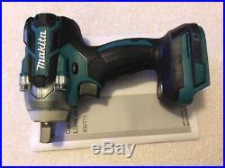 New Makita XWT11Z 18V 18 Volt LXT 1/2 Brushless 3 Speed Impact Wrench Li-ion