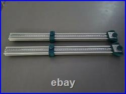 Parallel Guide rail 700+ full kit that fits Makita, festool guide rail track