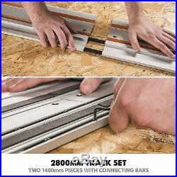 Track / Guide Rail For Festool Makita Bosch Circular Saws + Carry Bag 2.8m