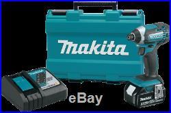 XDT111Makita XDT111 18V LXT LithiumIon Cordless Impact Driver Kit (3.0Ah)
